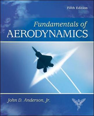 Fundamentals of Aerodynamics by John David Anderson image