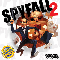 Spyfall 2 - Party Game
