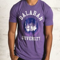World of Warcraft New Dalaran University Premium Tee (XX-Large)