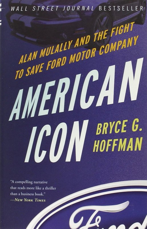 American Icon by Bryce G. Hoffman