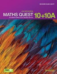 Jacaranda Maths Quest 10+10a Victorian Curriculum 1E (Revised) LearnON & Print by Kylie Boucher