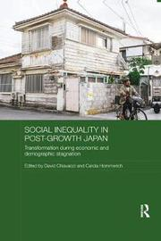 Social Inequality in Post-Growth Japan image