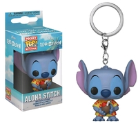 Disney: Aloha Stitch - Pop! Vinyl Key Chain