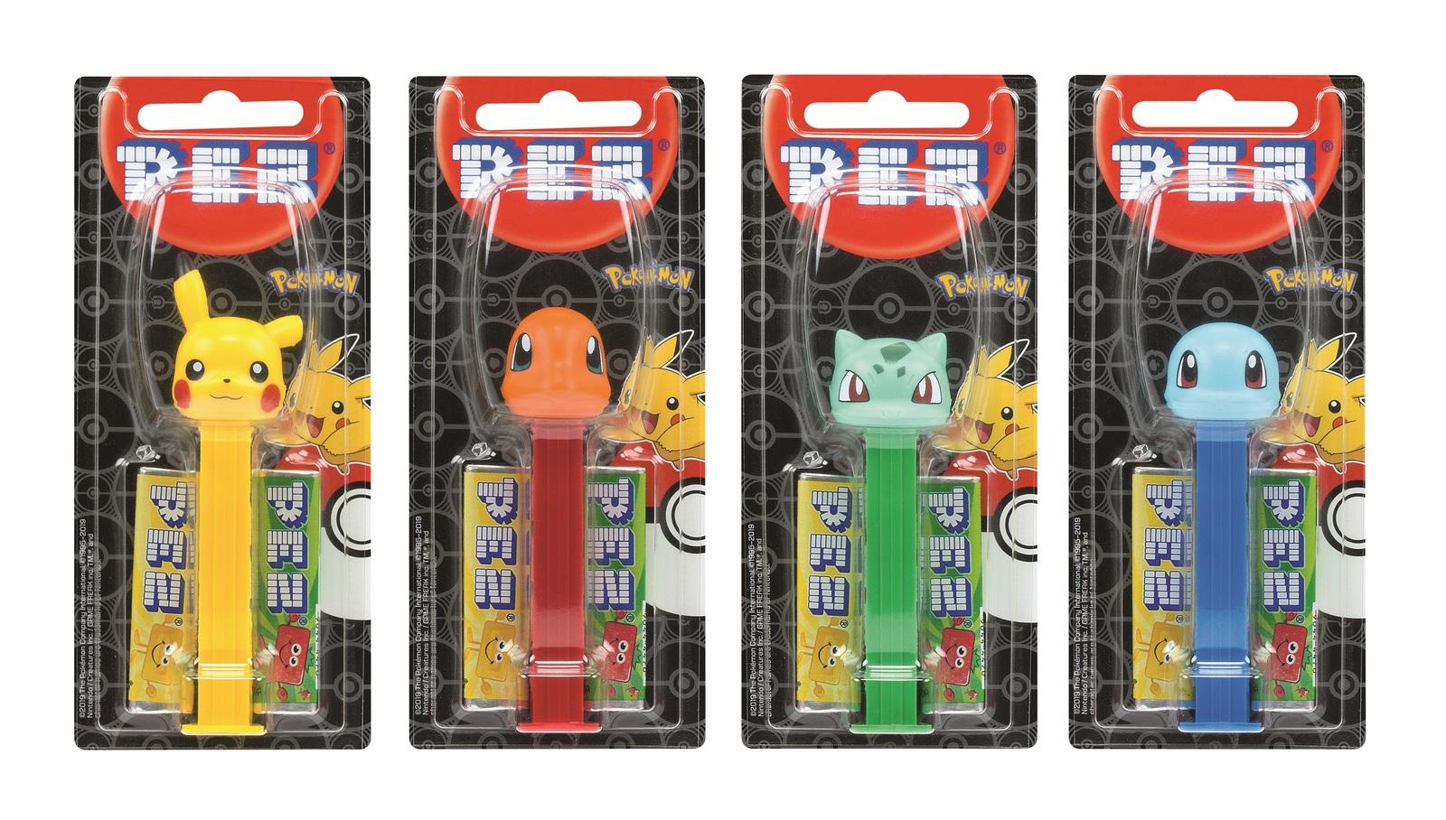 PEZ Pokemon image