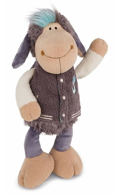 "Nici: Jolly Sheep Jayden - 10"" Plush"