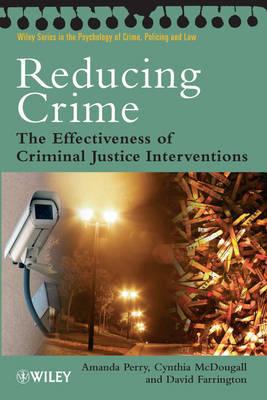 Reducing Crime image