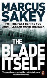 The Blade Itself by Marcus Sakey image
