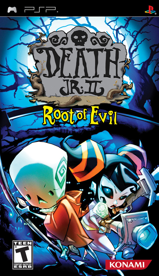 Death Jr. 2: Root of Evil for PSP image