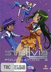 Stellvia - Foundation 4 on DVD