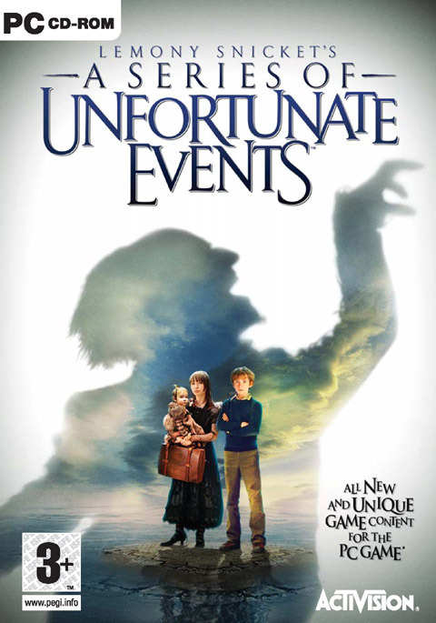 Lemony Snicket's A Series of Unfortunate Events for PC Games