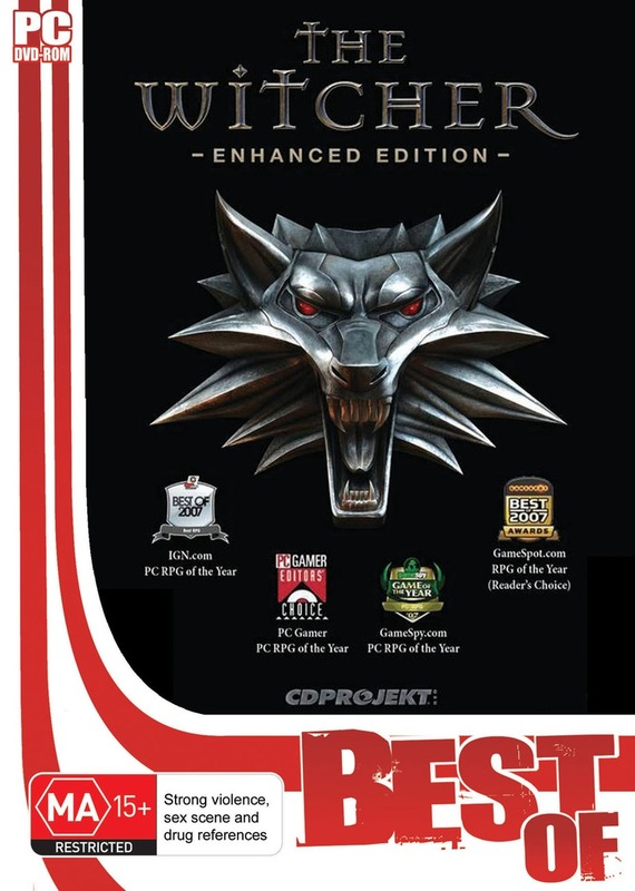 The Witcher: Enhanced Edition (Best Of) for PC