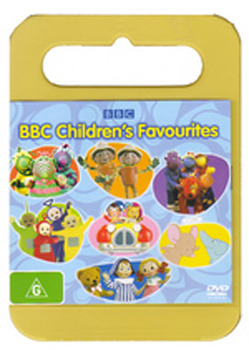 BBC Children's Favourites on DVD