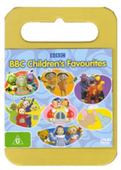 BBC Children's Favourites on DVD