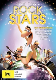 Rock Stars on DVD