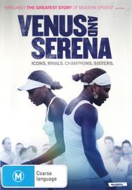 Venus and Serena on DVD image