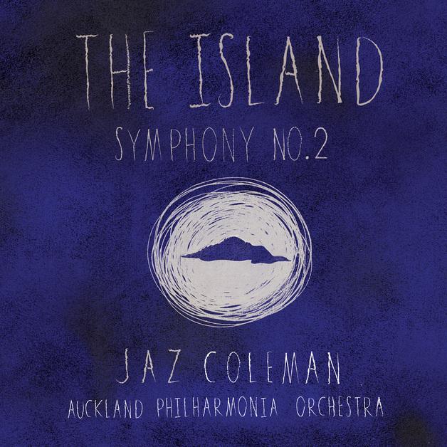 The Island Symphony No 2 by Jaz Coleman