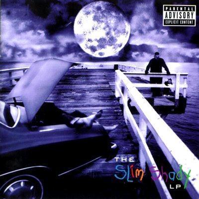 The Slim Shady LP by Eminem image