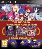 The Disgaea Triple Play Collection for PS3