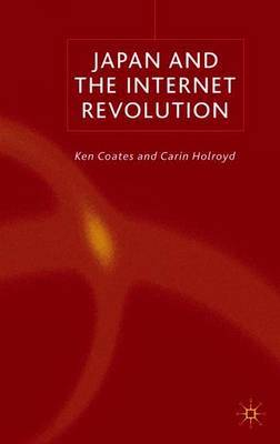 Japan and the Internet Revolution by K. Coates image