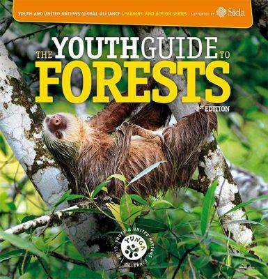 The youth guide to forests by Youth and United Nations Global Alliance image