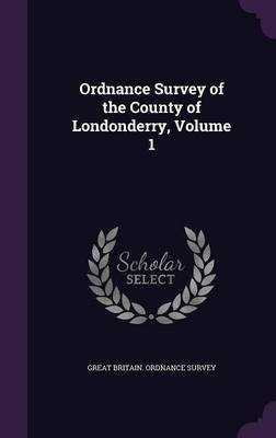 Ordnance Survey of the County of Londonderry, Volume 1 image
