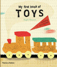 My First Book of Toys by Angels Navarro