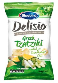 Bluebird: Delisio - Greek Tzatziki (140g)