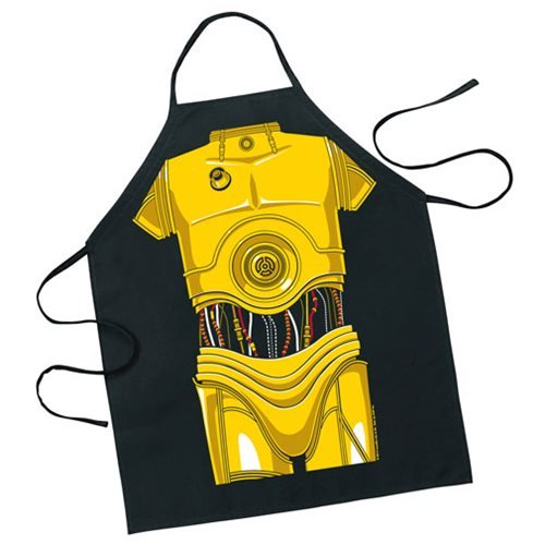 Star Wars Be the Character Apron (C-3P0) image