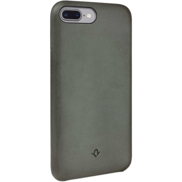 Twelve South Relaxed Leather case for iPhone 6/6S/7 Plus (Dried Herb)