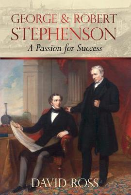 George & Robert Stephenson by David Ross image
