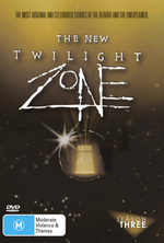 The New Twilight Zone - Season 3: Collector's Edition (4 Disc Set) on DVD