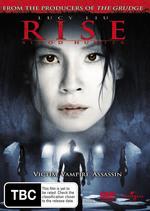 Rise - Blood Hunter on DVD