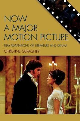Now a Major Motion Picture by Christine Geraghty image