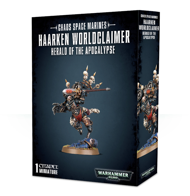 Warhammer 40,000 Haarken Worldclaimer