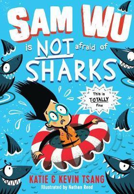 Sam Wu is NOT Afraid of Sharks! by Katie Tsang