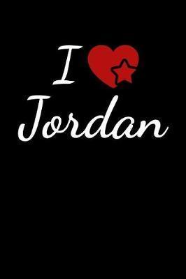 I Love Jordan by Soulmate Lovers Publishing image