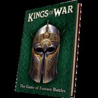 Kings of War 3rd Edition Rulebook image