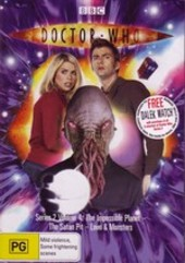 Doctor Who (2006) - Series 2: Vol. 4 on DVD