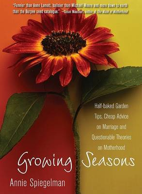 Growing Seasons by Annie Spiegelman image