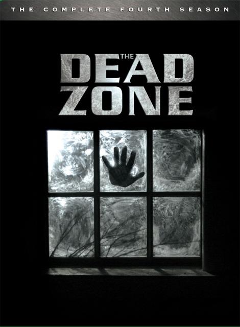 Dead Zone - Complete Season 4 (3 Disc Set) on DVD
