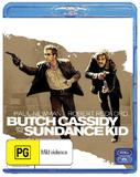 Butch Cassidy And The Sundance Kid on Blu-ray