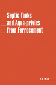 Septic Tanks and Aquaprivies from Ferrocement by Simon Watt