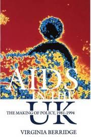 AIDS in the UK by Virginia Berridge image