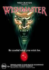 Wishmaster: Wes Craven's on DVD