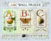 ABC Wall Frieze by Buckingham Caz