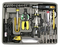 PC Tech Tool Kit - 56 Piece