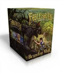 Fablehaven Boxed Set (Complete Series 5 Books) by Brandon Mull