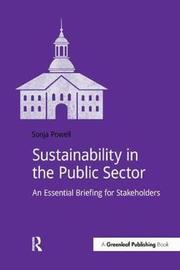 Sustainability in the Public Sector by Sonja Powell