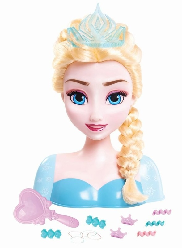 Disney: Princess Styling Head - Elsa