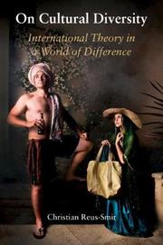 On Cultural Diversity by Christian Reus-Smit image